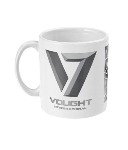 Vought International The Seven Ceramic Mug Inspired by The Boys